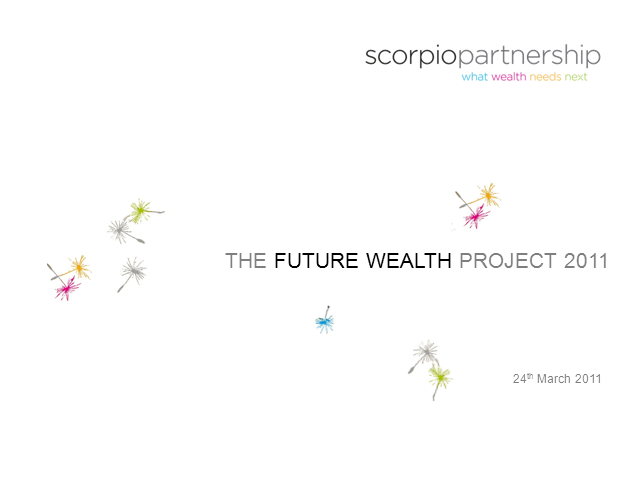 The Future Wealth Project 2011