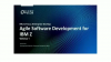 Why is agile software development for the mainframe now relevant?