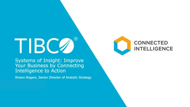 Improve Your Business by Connecting Intelligence to Action