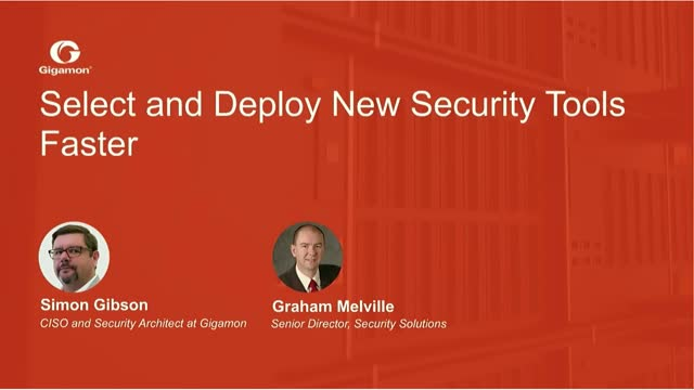 SOC Squad: Select and Deploy New Security Tools Faster