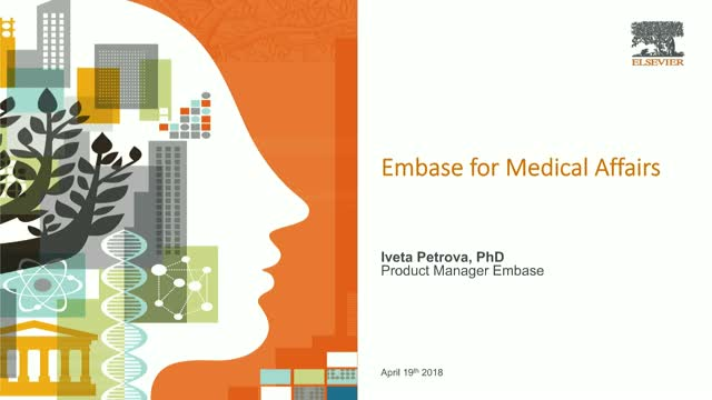 Embase for Medical Affairs