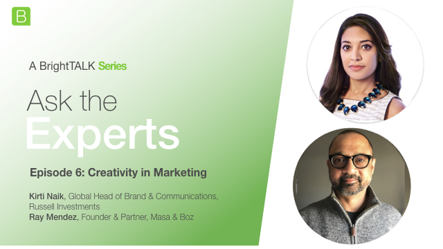 [Ep.6] Ask the Expert: Creativity in Marketing