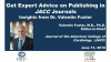 Webinar with Dr. V. Fuster: Get Expert Advice on Publishing in JACC Journals