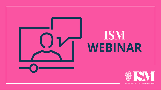 ISM Webinar: Measuring the Impact of Sales Enablement on Sales Performance