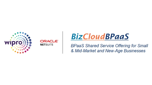 BizCloud BPaaS powered by Wipro and NetSuite