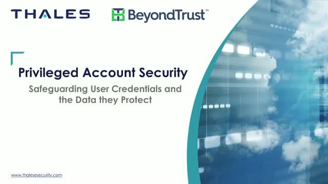 Privileged Account Security: Safeguarding User Credentials and its Data