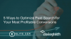 5 Ways to Optimize Paid Search for Your Most Profitable Conversions