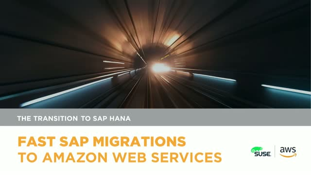 Fast SAP Migrations with AWS