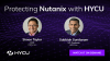 Protecting Nutanix with HYCU