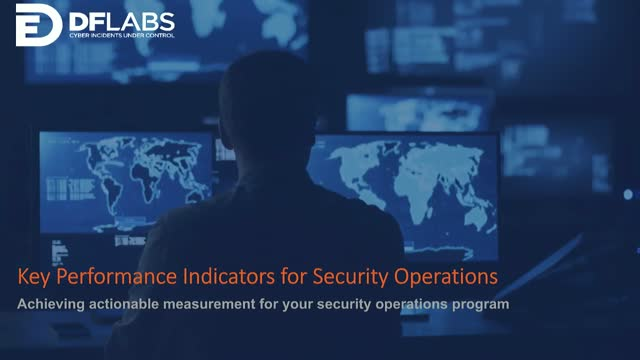 KPIs for Security Operations and Incident Response