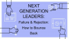 [Ep.2] Next Generation Leaders: Failure and Rejection: How to bounce back