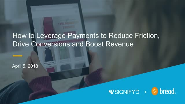 Boost Your Ecommerce Revenue By Offering Point-of-Sale Financing