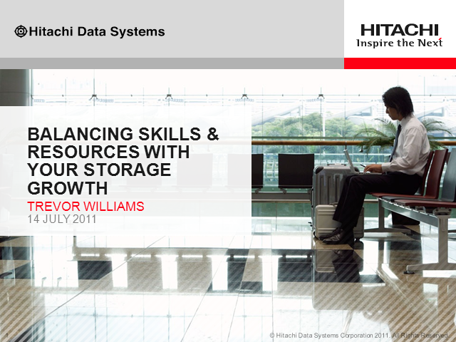 Balancing Skills & Resources with Your Storage Growth