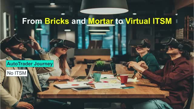 From Brick & Mortar To Virtual ITSM