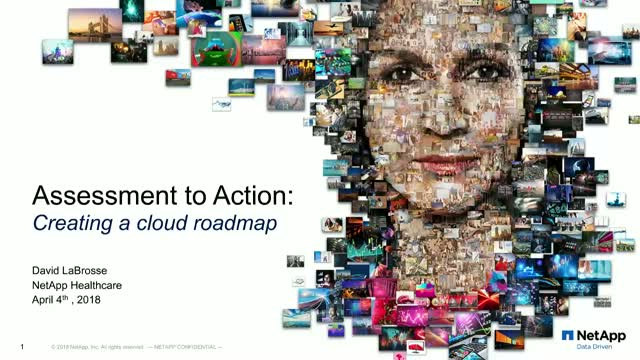 Assessment to Action: Creating a Cloud Roadmap