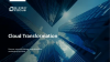 Optimize Your IT Infrastructure with Micro Focus Cloud Transformation