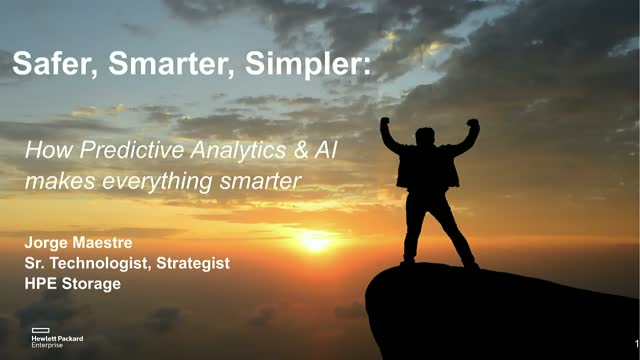 How Predictive Analytics makes YOU and everyone else smarter