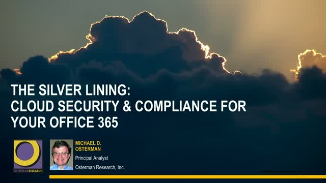 The Silver Lining: Guide for Staying Secure in Office 365