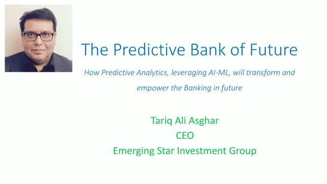 The Predictive Bank of the Future: How AI will Change Banking Forever