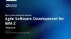 How to implement agile software development for the mainframe. (Part 2)