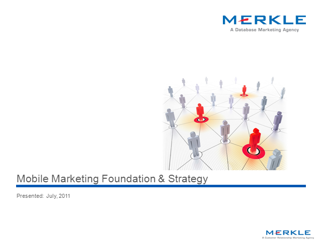 Mobile Marketing Foundation & Strategy