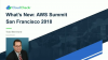 What's New: AWS Summit San Francisco