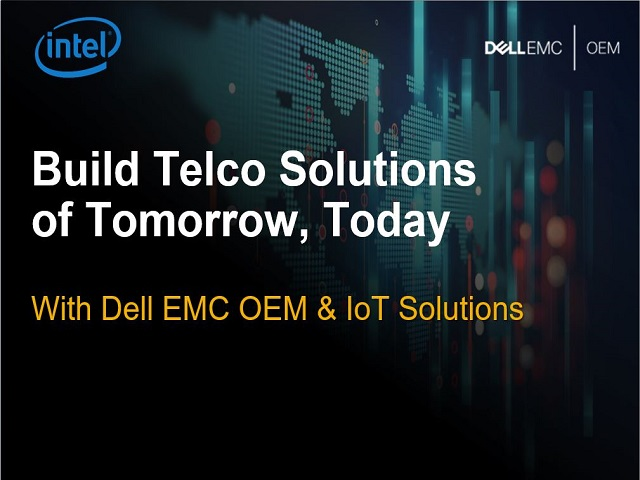 Build Telco Solutions of Tomorrow, Today