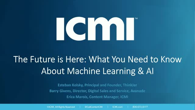The Future Is Here: What You Need to Know About Machine Learning and AI