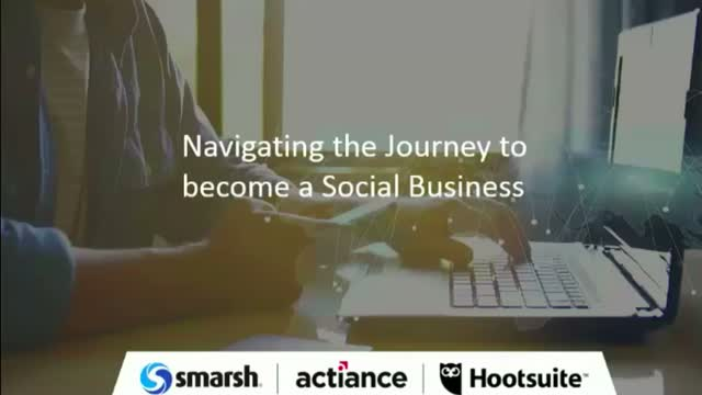 Navigating the Journey to Become a Social Business