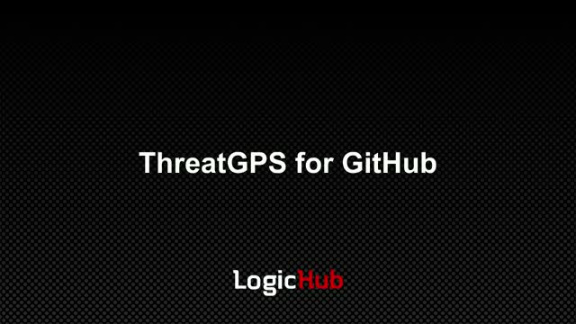How to Secure GitHub with Automated Threat Detection