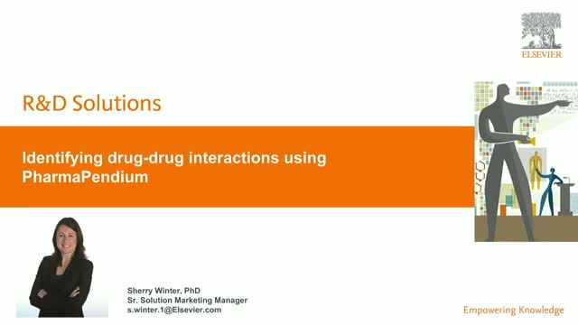 Identifying Drug-Drug Interactions using PharmaPendium