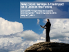 Cloud Computing - New Cloud Services Impact on IT Jobs - Part II