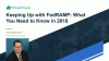 Keeping up with FedRAMP: What You Need to Know in 2018