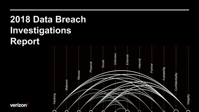 2018 Verizon Data Breach Investigations Report - Panel Discussion