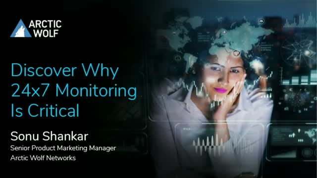 Let's Talk About Security IT: Why 24x7 Monitoring is Critical
