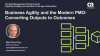 Business Agility and the Modern PMO