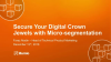 Secure Your Digital Crown Jewels with Micro-Segmentation