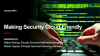 Making Security Cloud-Friendly