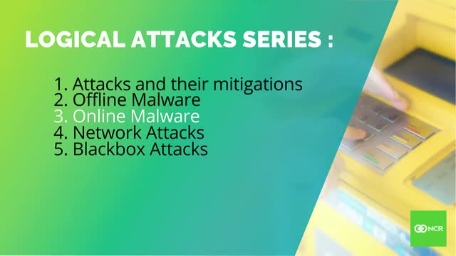 NCR Secure Webinar Series - Online Malware Attacks