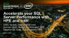HPE: Accelerate your SQL Server Performance with HPE and Intel