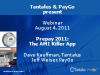 Prepay 2011:  The AMI Killer App