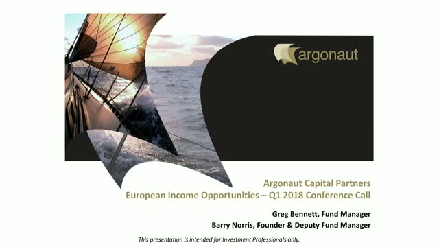 FP Argonaut European Income Opportunities Fund Q1 2018 Update