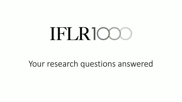 IFLR1000 - Research introduction