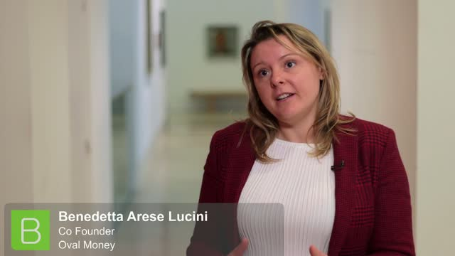 3-minute Outlook: Benedetta Arese Lucini @ ROBO18