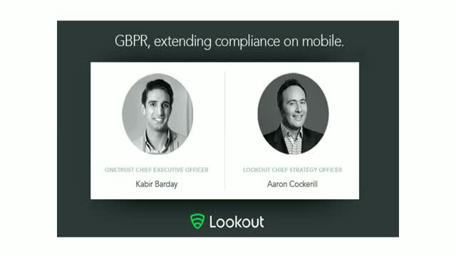 GDPR compliance on mobile devices, how secure is your organization?