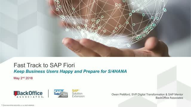 Fast Track to SAP Fiori® Apps