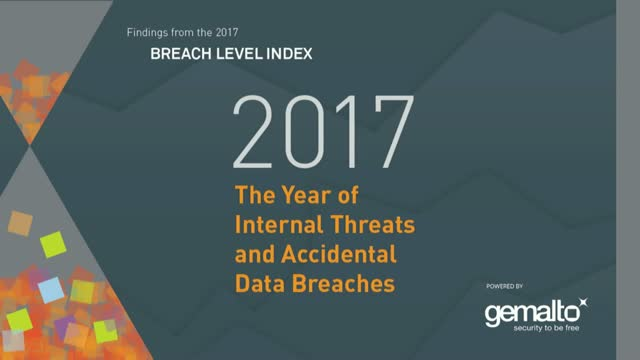 New Data Breach Findings: The Year of Internal Threats & Misplaced Data