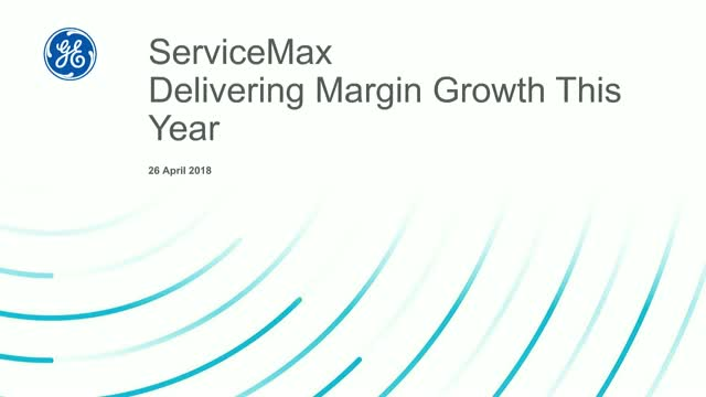 Delivering Service Margin Growth This Year
