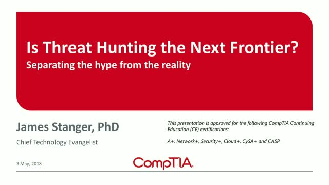 Is Threat Hunting the Next Frontier: Separating the Hype from the Reality