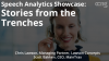 Speech Analytics Showcase: Stories from the Trenches